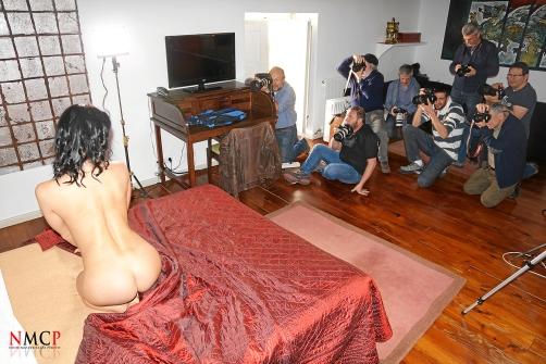 Art Nude Master Class in Art Boutique Hotel Chamarel – Photo: Manuel Torres Montoro